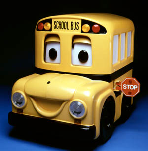 Robotronic's Buster the School Bus