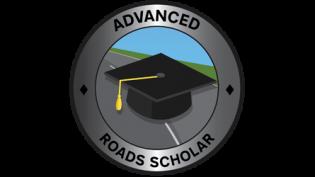 Advanced Roads Scholar Logo
