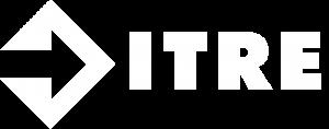 white itre logo