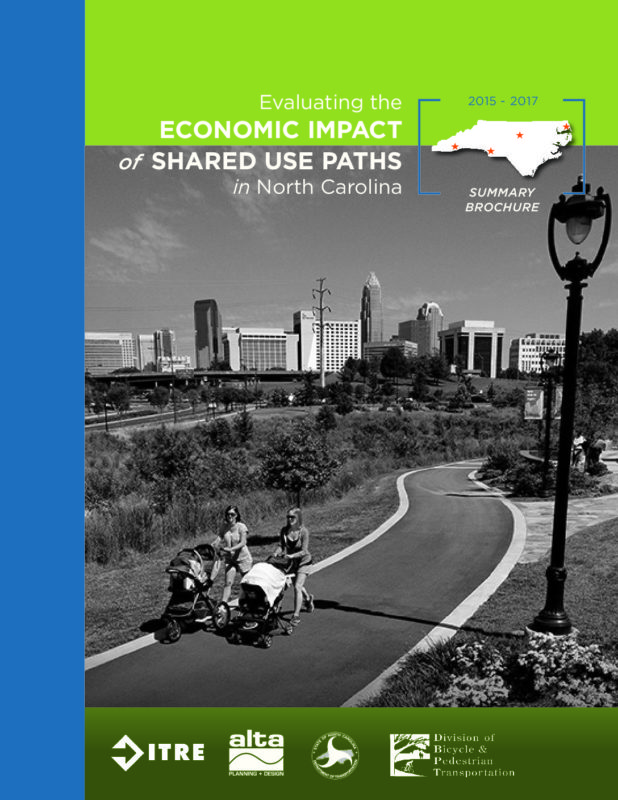 2015 NCDOT Shared Use Paths Project Report